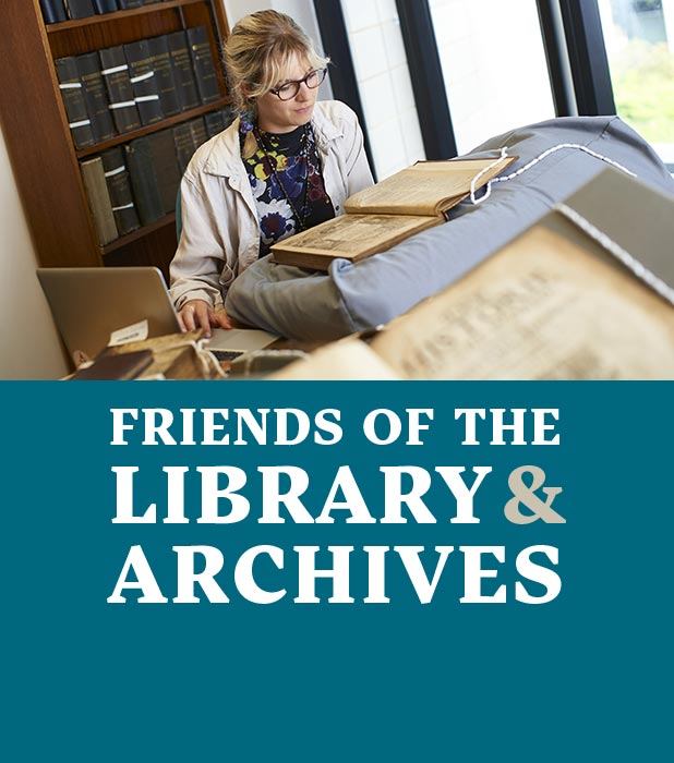 Friends of the Library and Archives