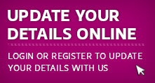 Update your details online. YorkSpace